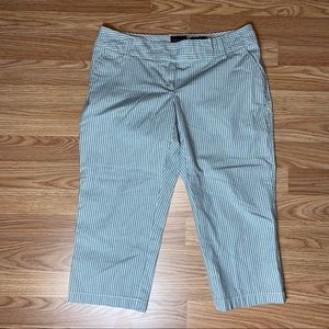 The Limited Sexy Drew Fit Khakis